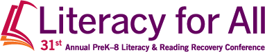 Literacy for All 2020 Logo