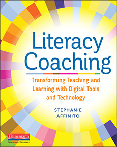 Book Cover for Literacy Coaching
