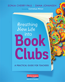 Breathing Life into Book Clubs book cover.