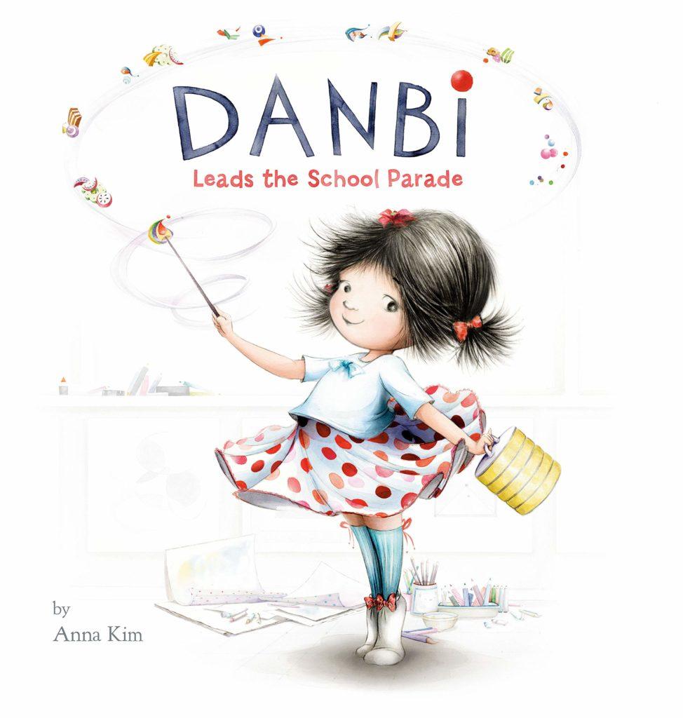 Book Cover: Danbi Leads the School