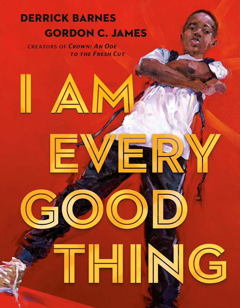 Book Cover: I Am Every Good Thing