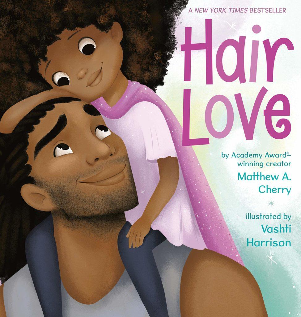 Book Cover: Hair Love