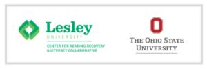 Logos for Lesley University and OSU