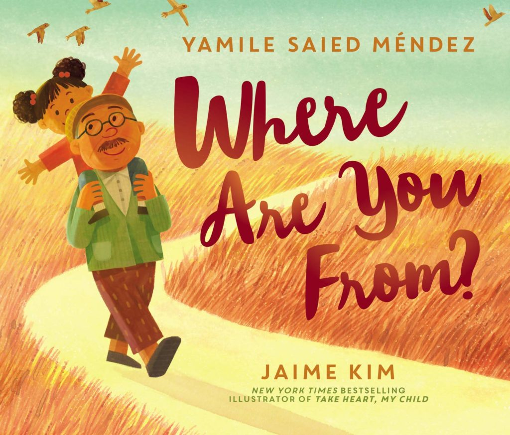 Book Cover: Where Are You From?