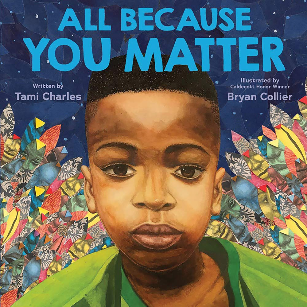 Book Cover: All Because You Matter