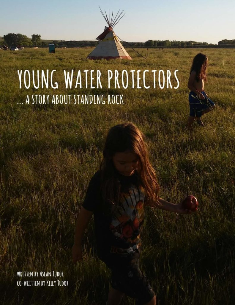 Book Cover: Young Water Protectors